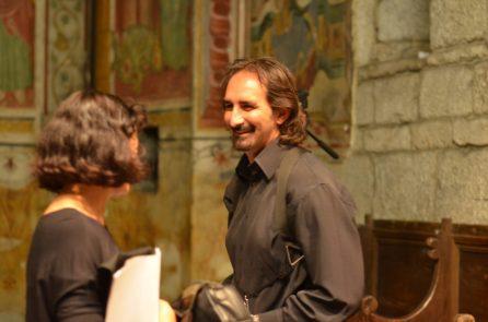 CheRoba & il Fiato delle Alpi @ Chiesa San Nicolao, Giornico