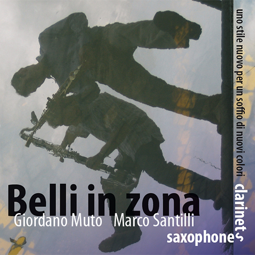 CD cover Belli in zona
