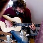 Lorenzo Frizzera, guitar