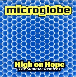 Cover CD-Maxi Microglobe - High On Hope - The Summer Remixes