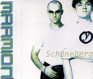 """CD-Single Marmion """"Schoeneberg"""" 1996"""