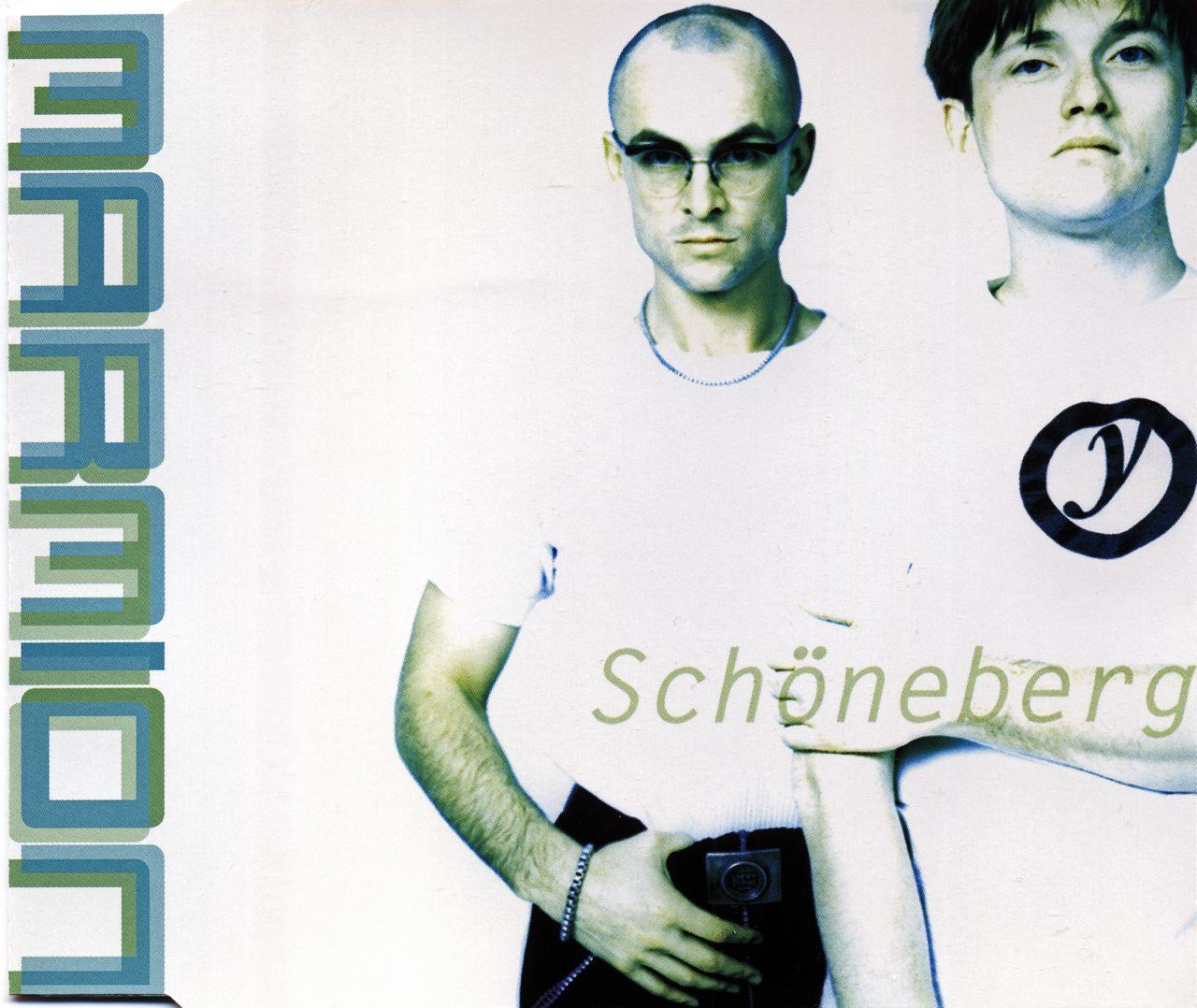 CD-Single - Marmion - Schoeneberg - 1996 - Vorderseite