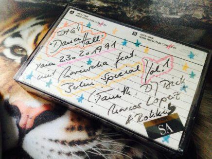 Das Tape: dt64 Dance Hall 23. Februar 1991