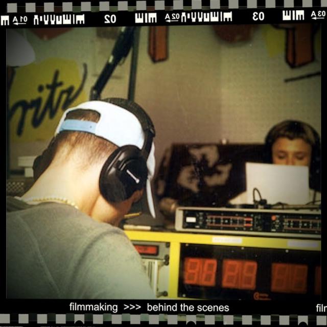 Über mich - Radiografie: Marcos López am Mikrofon von Fritz (orb) 1999.