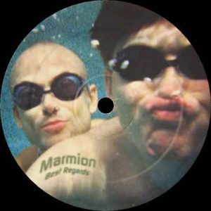 "Das Label der 12-Inch von Marmion ""Best Regards"""