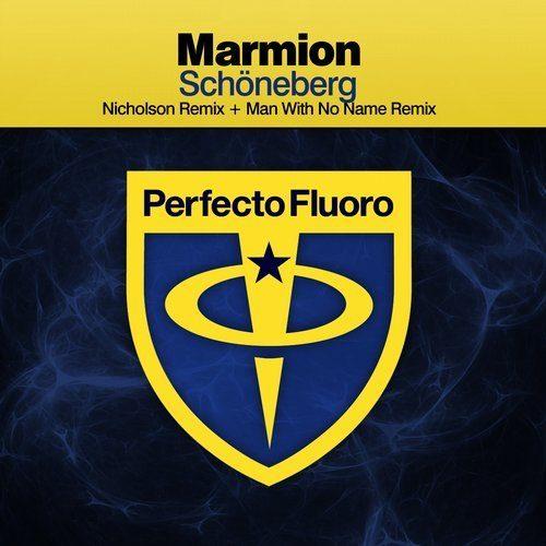 Das Cover von Marmion - Schöneberg mit dem Nicholson Remix und Man With No Name Remix
