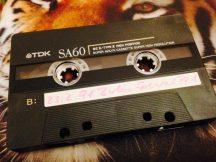 "B-Seite der Kassette ""dt64 Dance Hall 23. Februar 1991"""