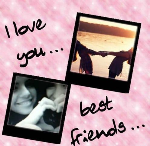marcos de fotos de amistad
