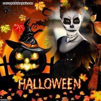 20 Modelos de Marcos de Halloween