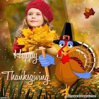 20 Modelos de marcos de Thanksgiving o día de acción de gracias
