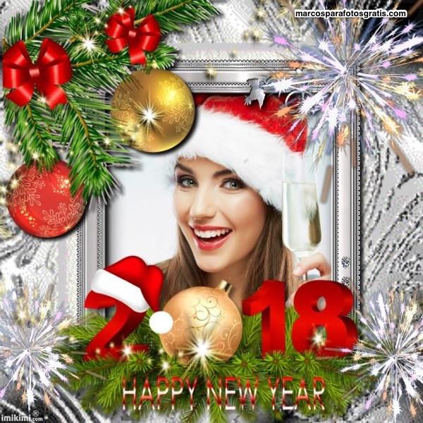 mejores marcos ano nuevo 2018
