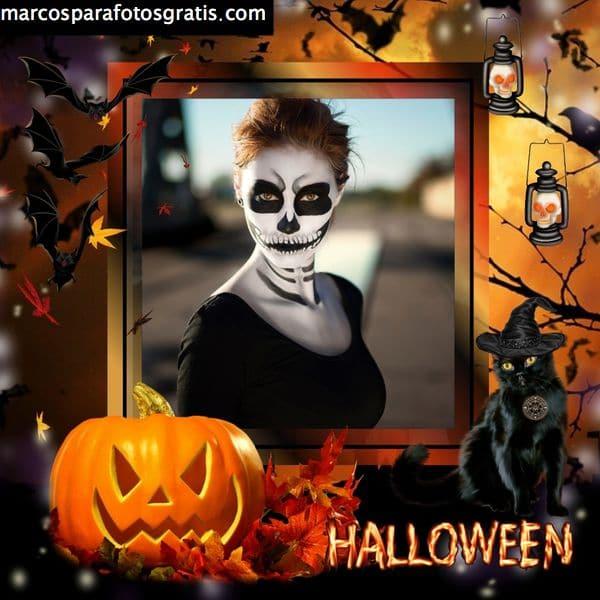 marcos halloween