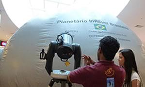 Demonstracao Planetário