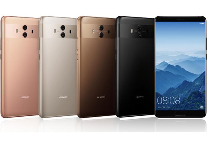 Huawei Mate 10 y Mate 10 Pro