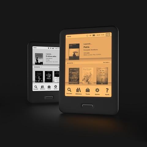 Bq presenta el e-reader Cervantes 4