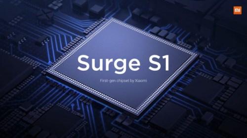 Procesador Surge S1
