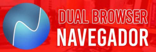 Dual Browser – Navegador de solo 0,1MB