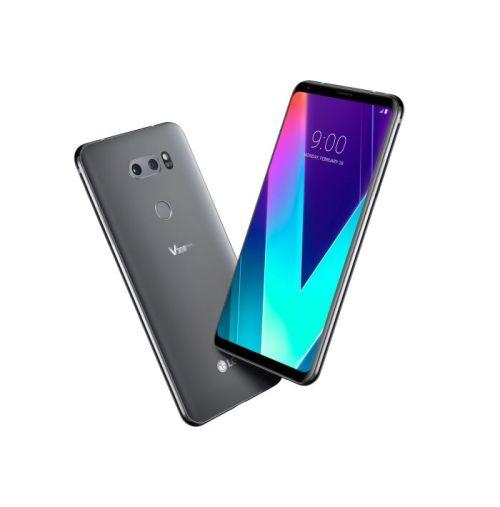 El LG V30S ThinQ ya se ha presentado oficialmente