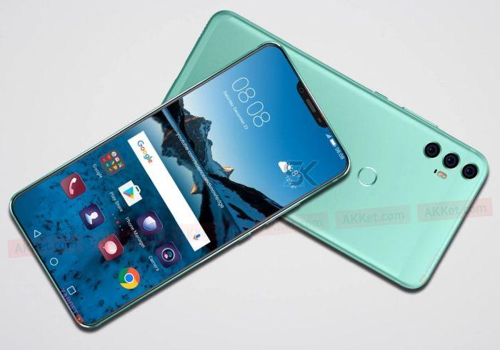 Huawei P20 no estará en el MWC-colores