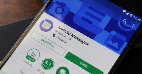 Messages la app de Google recibe una actualización vital para su futuro
