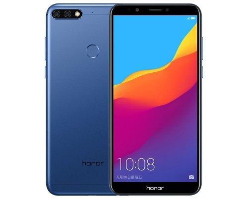 Honor 7C ya es oficial, pantalla 5,99 pulgadas y cámara dual