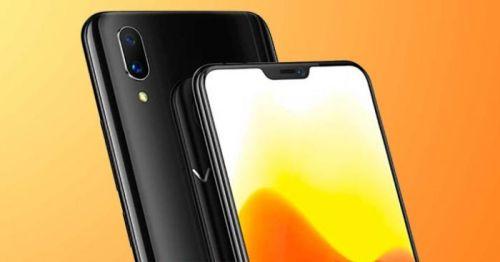 Vivo X21, un nuevo clone del IPhone X