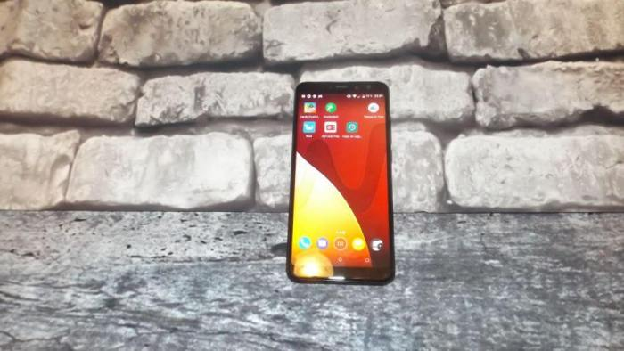 Wiko View Prime-frontal