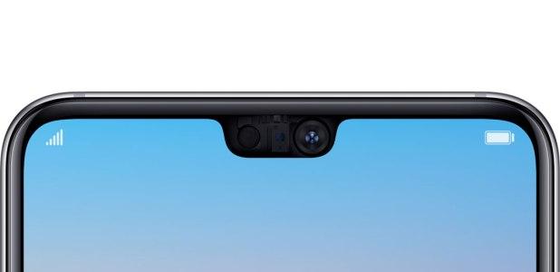 Huawei P20 incorporará el famoso notch