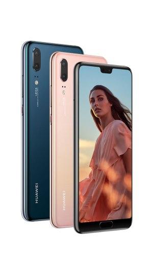 Nuevo Huawei P20