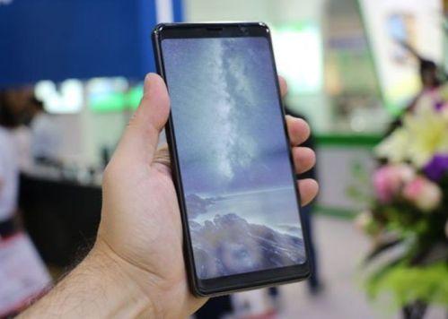 Bluboo S3, todo pantalla y 8500 mAh