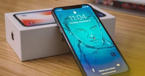 Apple baja la fabricación de su iPhone X ¿Fracasó?