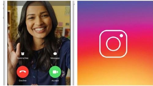 Instagram se suma a las videollamadas muy pronto