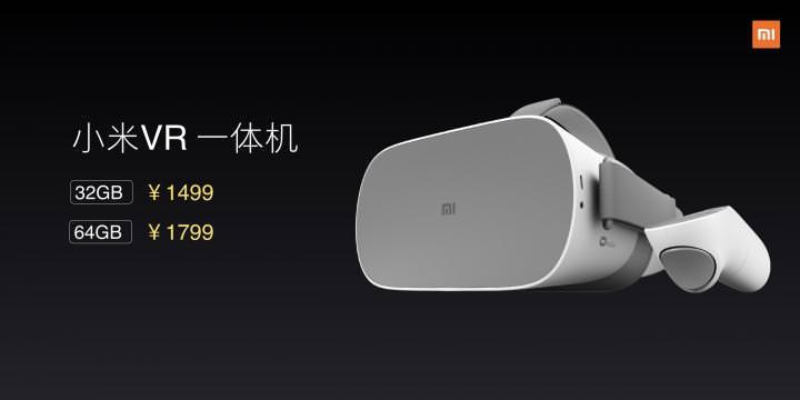 Mi VR Standalone-precio
