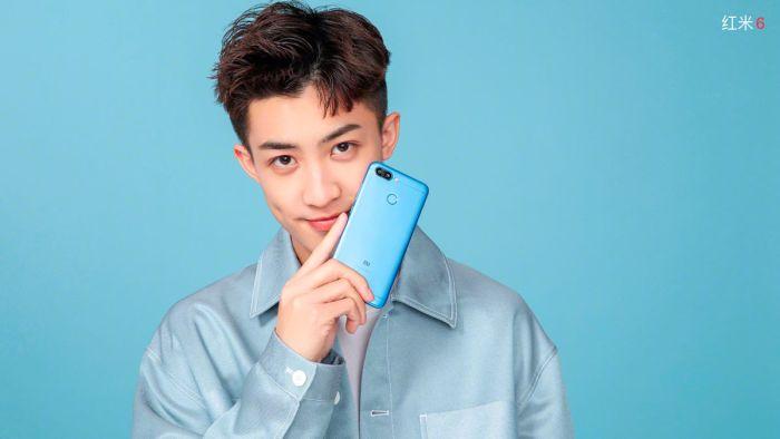 Xiaomi Redmi 6 y 6a-especificaciones