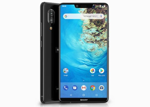 Sharp Aquos S3: primer Android One con notch