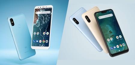 Xiaomi Mi A2 y A2 Lite son oficiales y te contamos todos los detalles