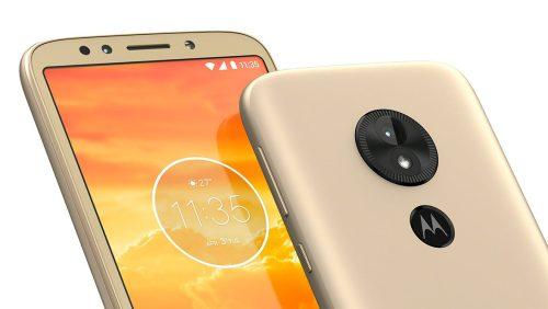 Motorola sigue apostando por los terminales con Android Go