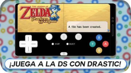 Drastic, juega a la DS en tu Android