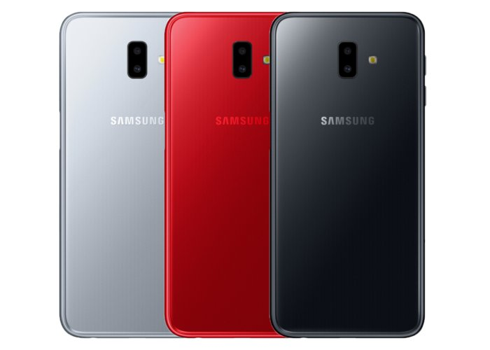 Samsung Galaxy J4+ y Galaxy J6+ oficiales