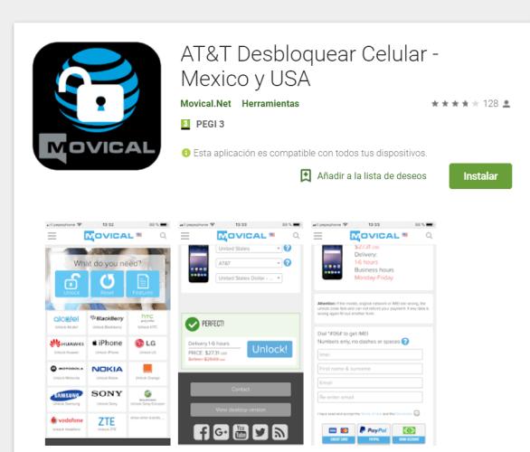 app de Movical