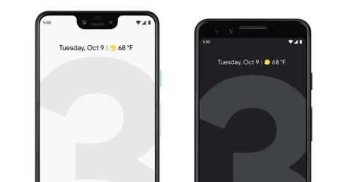 Descarga los Wallpapers oficiales de los nuevos Pixel 3 y 3 XL