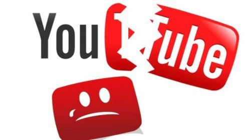 Cuando YouTube se cayó