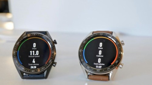 Presentado Huawei Watch GT con medición del sueño y pulso cardíaco
