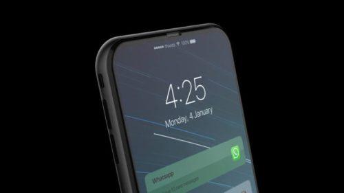 Apple patenta una pantalla con un agujero y sin notch