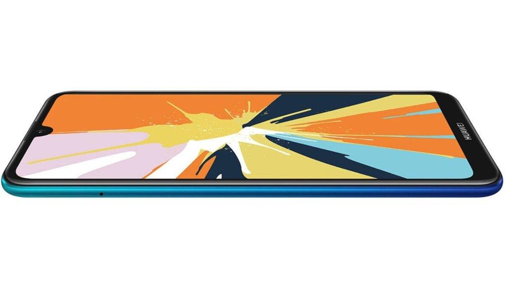 Huawei Y7 2019 filtrado