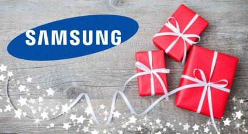Cuatro promociones navideñas de Samsung que no te puedes perder