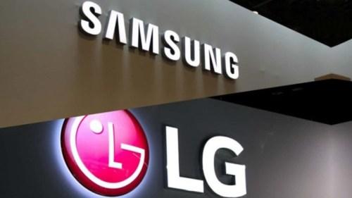 Samsung y LG listos para presentar sus móviles con 5G en la MWC 2019