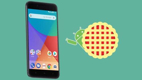 Xiaomi Mi A1 esta recibiendo Android Pie oficialmente