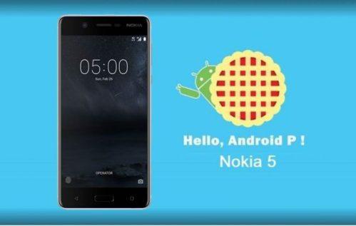 Nokia 5 (2017) comienza a recibir Android 9 Pie, le sigue Nokia 3.1 Plus