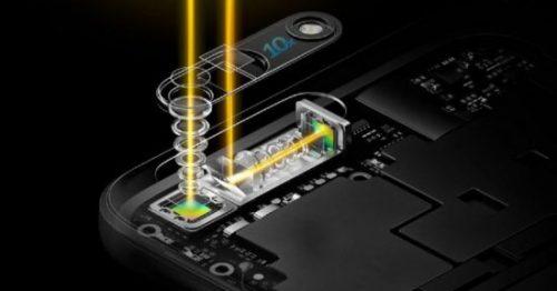 Oppo trabaja en una cámara móvil con zoom óptico de 10X